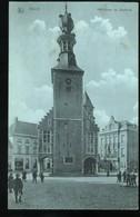 Thielt Halletoren En Stadhuis Animée Nels - Tielt