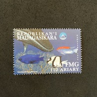 MADAGASCAR. MNH. 5R2201B - Fishes