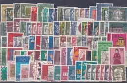 Duitsland Kleine Verzameling G, Mooi Lot K1055 - Timbres