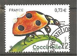 FRANCE 2017 Y T N ° 5147  Oblitéré CACHET ROND - France