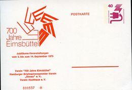 Bund PP70 D2/001 700 J. ELMSBÜTTEL 1975  NGK 6,00 € - BRD