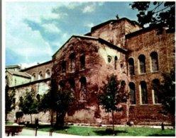 CHROMO CHOCOLAT VICTORIA LA GEOGRAPHIE DE L'EUROPE N° 588 ANCIENNE EGLISE SAINTE-SOPHIE A SOFIA - Victoria