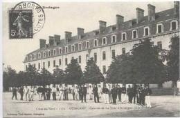 GUINGAMP : Aile Doite De La Caserne De La Tour D Auvergne - Guingamp