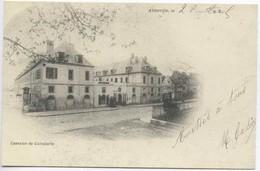 ABBEVILLE : Caserne De Cavalerie - Abbeville