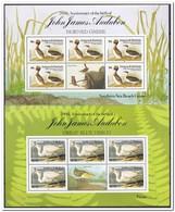 Antigua & Barbuda 1985, Postfris MNH, Birds, John James Audubon - Antigua Et Barbuda (1981-...)