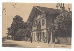 Suisse Coppet La Gare - VD Vaud