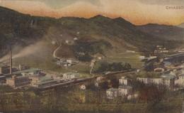 Suisse - Chiaso - Panorama Ville - Usine - Gare Chemin De Fer - 1920 - TI Tessin