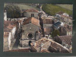 CP (24) En Avion Au Dessus De ... Lisle - Eglise - Other Municipalities