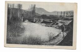 TRESCLEOUX Pont Des Gravieres - Andere Gemeenten