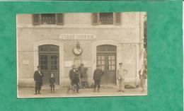 CARTE PHOTO-  Postales SAINTE EULALIE -CARBON BLANC(33) 1907-la Gare  Bon état --: FRAIS DE PORT OFFERTS - France