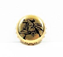 Capsules Ou Plaques De Muselet   BIÈRE CERVOISE DES ANCÊTRES - Beer