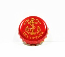 Capsules Ou Plaques De Muselet  BIÈRE ANCHOR LIBERTY ALE - Beer