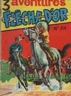 FLECHE D'OR N° 28 BE RAYFLO 07-1959 - Piccoli Formati