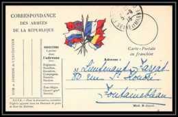 42341 Carte Postale En Franchise 1915 Guerre 1914/1918 War Postcard - Marcophilie (Lettres)
