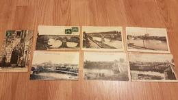 Lot De 7 Cartes Postales De PORT-DE-PILES - France