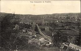 Cp Franière Wallonien Namur, Vue D'ensemble, Totalansicht Vom Ort - Belgien