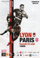 Programme Du Match De Top 14  LYON / STADE FRANCAIS Du 24 Août 2019 - Rugby