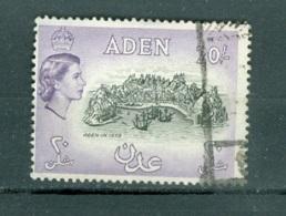 Aden    Michel   74  Ob  TB - Aden (1854-1963)