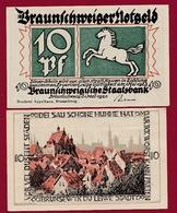 Allemagne 10 Pfenning Stadt Braunschweiger  Dans L 'état N °5507 BIS - Collections