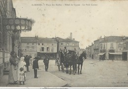 Saint Mihiel  Hotel Du Cygnes Pl - Saint Mihiel