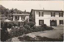 """Var.   Le-Rayol-Canadel.  Route Du Col Du Canadel.  """"Hôtel Des Mimosas."""" - Autres Communes"""