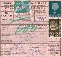 Postwissel - Nouvelle Guinée Néerlandaise