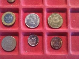 Domenicana 6 Monete Differenti - Dominikanische Rep.
