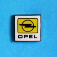 1 PIN'S //  ** LOGO OPEL ** - Opel