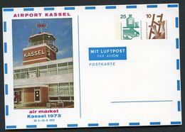 Bund PP73 D2/001 FLUGHAFEN KASSEL 1973  NGK 5,00 € - BRD