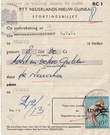 Stortingsbiljet - Nouvelle Guinée Néerlandaise