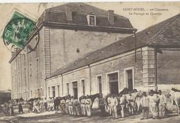 Saint Mihiel   Le Pansage  Au Quartier  12e Chasseurs - Saint Mihiel