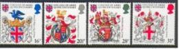 "-GB-1984 ""College Of Arms""  MNH- Set Of 4 (**) - 1952-.... (Elizabeth II)"