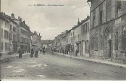 Saint Mihiel   Rue Notre Dame - Saint Mihiel