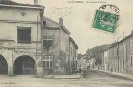 Saint Mihiel   Rue Portes  à Nancy - Saint Mihiel