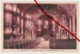 Freimingen-Merlenbach - Freyming-Merlebach - Eglise - Ca. 1910 - Freyming Merlebach