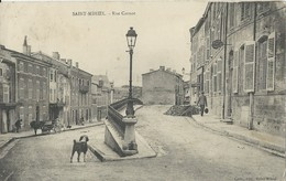 Saint Mihiel   Rue Carnot - Saint Mihiel