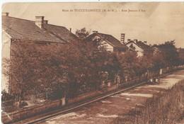 Tucquegnieux   Rue Jeanne D'Arc - France