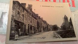 CPA Champsecret  Orne - France