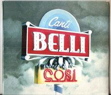 I Cosi – Canti Bellicosi CD - Otros - Canción Italiana