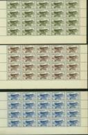 Cameroun 1941 - Timbres Neufs (MNH). Entre 4/8. - 5 Parts De Feuilles Avec 20 Timbres ..... (VG) DC5387 - Cameroun (1915-1959)