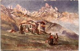 Dialerhaus Auf Der Seiseralpe - Italia