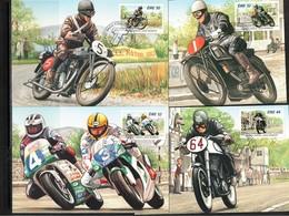 Ireland 1996 Tourist Trophy Motorbikes Race Maximumcards - Moto