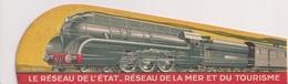 MP1 - MARQUE PAGES SIGNET - RESEAU DE L'ETAT RESEAU DE LA MER ET DU TOURISME - Marque-Pages