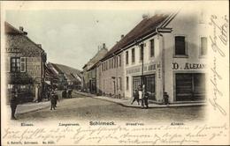 Cp Schirmeck Elsaß Bas Rhin, Langstraße, Grand'rue, Zum Billigen Einkauf - Francia