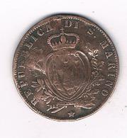 5 CENTESIMI 1894 R SAN MARINO /14/ - San Marino