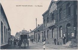 CP SAINT VAAST La Mairie - France
