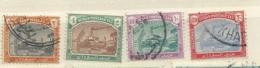 Sudan 1901-36 Sg D5-8 Set Used - Sudan (...-1951)