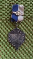Medaille :Netherlands  -  W.S.V Papyrus Renkum - Hotel Campman.   / Vintage Medal - Walking Association . - Nederland