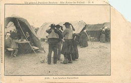 UN GRAND PARDON BRETON STE ANNE LA PALUD LES TENTES BUVETTES Plonévez-Porzay - Plonévez-Porzay
