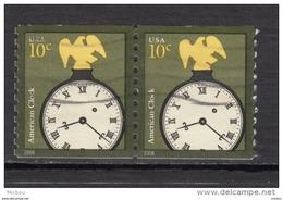 USA, Horloge, Clock, Horlogerie, Aigle, Eagle - Clocks